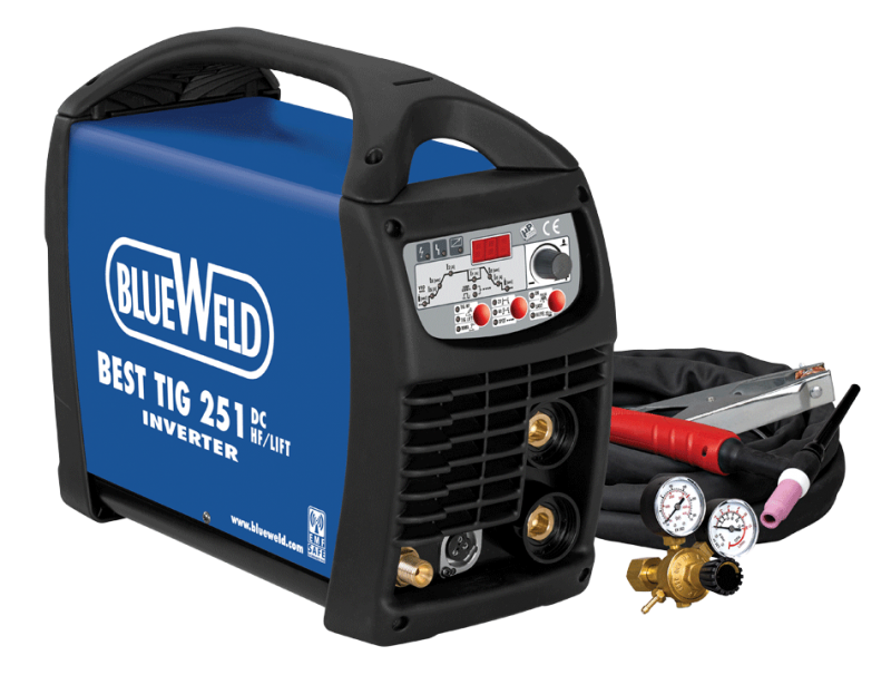 Best TIG 251 DC HF/Lift VRD